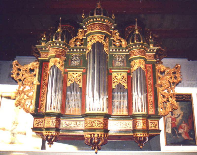 Kirchenorgel
